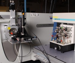 Thermo Scientific LTQ mass spectrometer