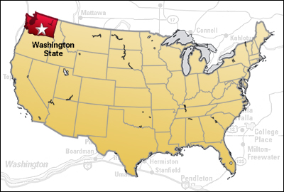 Panomicspnnlgovimagesusamapjpg - Washington on map of usa